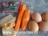 продукты для яичной смеси